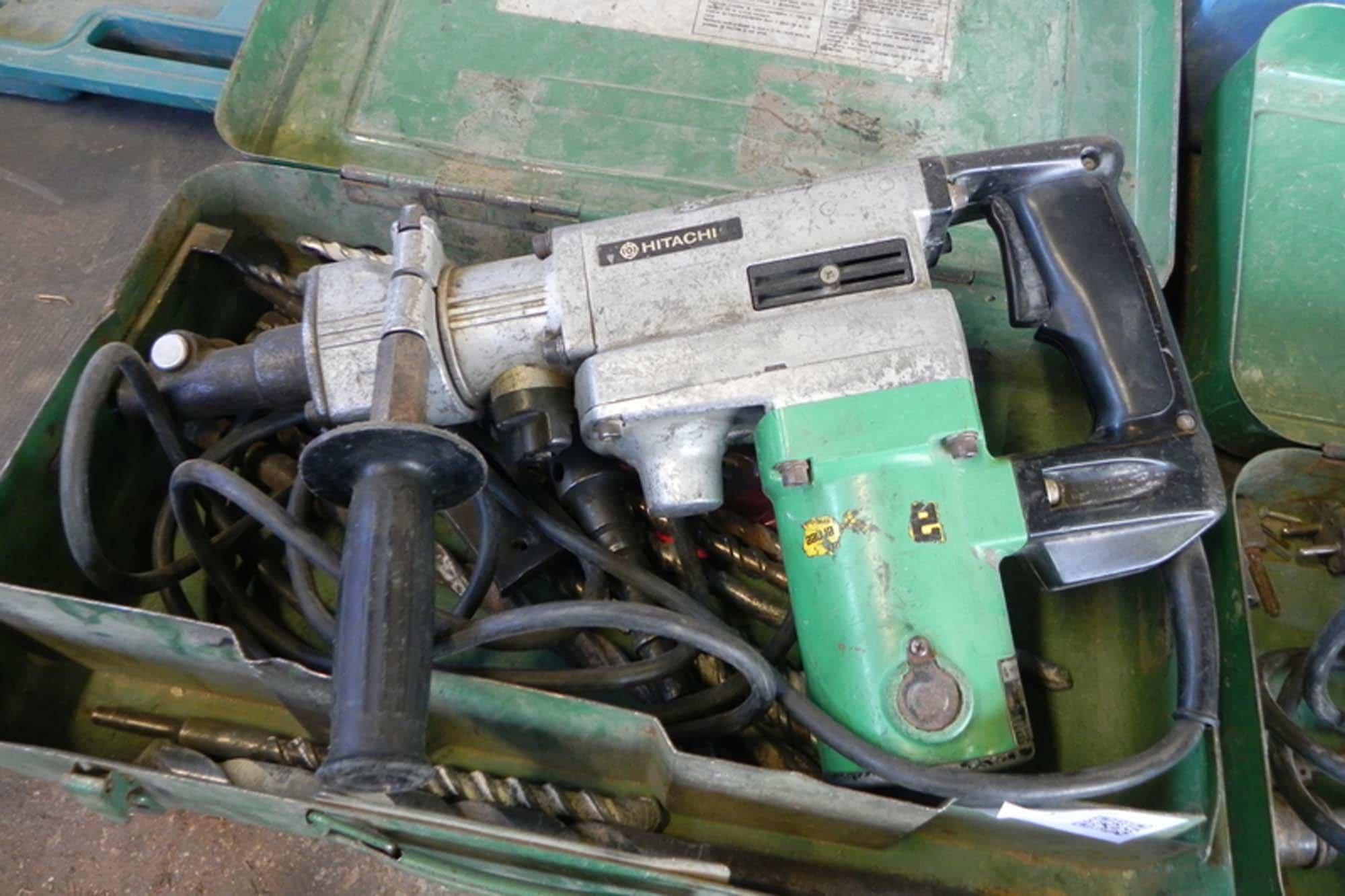 hitachi borehammer - Udlejning af værktøj