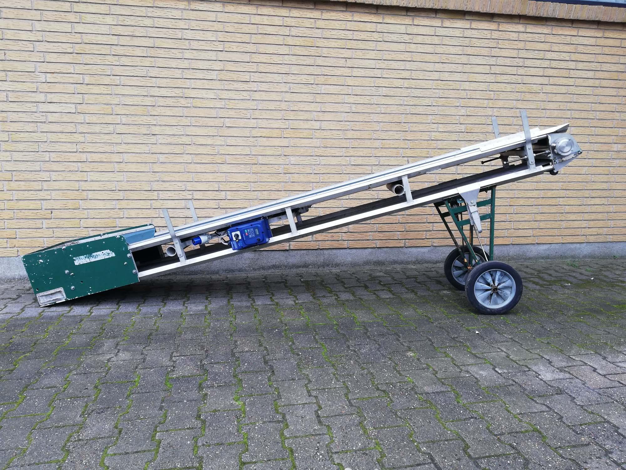 transportør 3,3meter udlejning