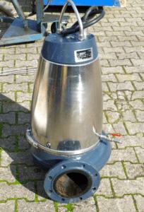 Grundfospumpe 7,5kW