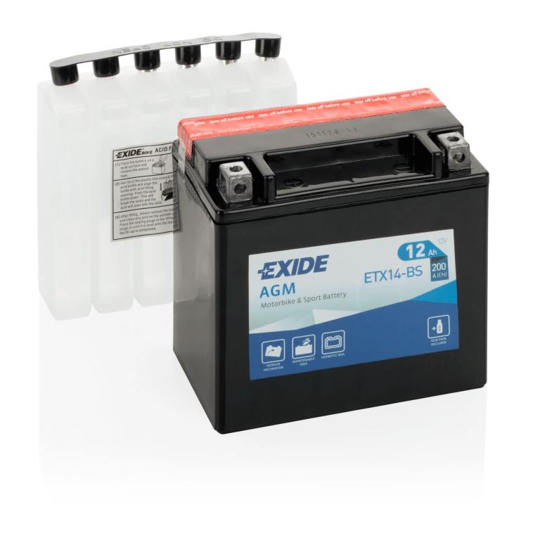 Batteri - Elscooter
