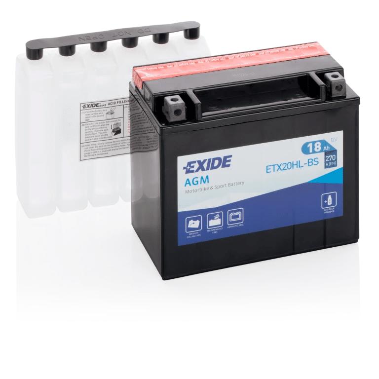 Batteri Elscooter